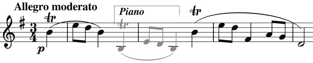 sonata opens